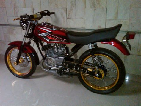 Jual Oli Motor Yang Paling Bagus by Modification Yamaha Rx King The New Autocar