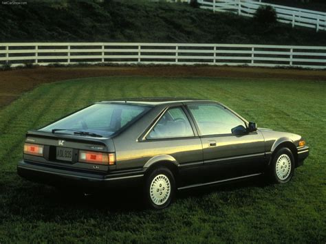 87 Honda Accord Hatchback by Honda Accord Hatchback 1987 Picture 04 1600x1200