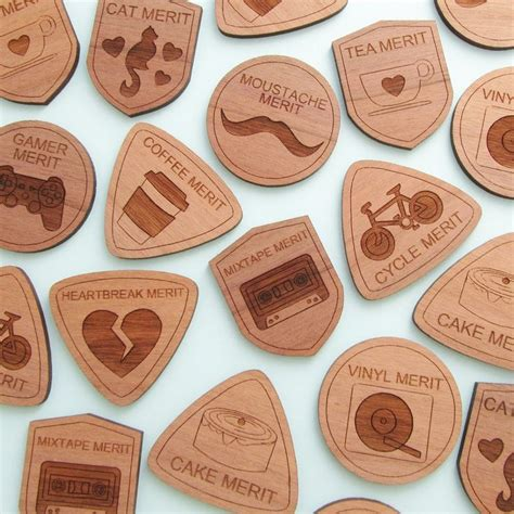 woodworking merit badge requirements laser cut wood badges laser cutter wood