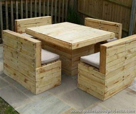 pallet outdoor furniture plans wood furniture pallet