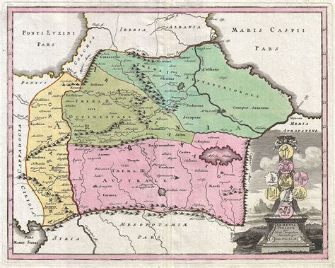 nau cus map file 1720 weigel map of the caucuses including armenia and azerbaijan geographicus