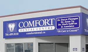 contact us comfort dental centre