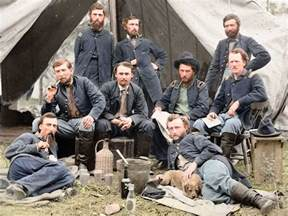 civil war color photos colorized american civil war photos from reddit business