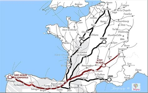 camino de santiago frances camino de santiago franc 233 s en francia etapa de v 237 a