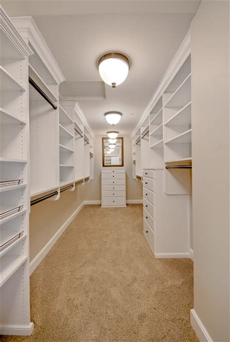 master bedroom closet layout master closet traditional closet seattle by