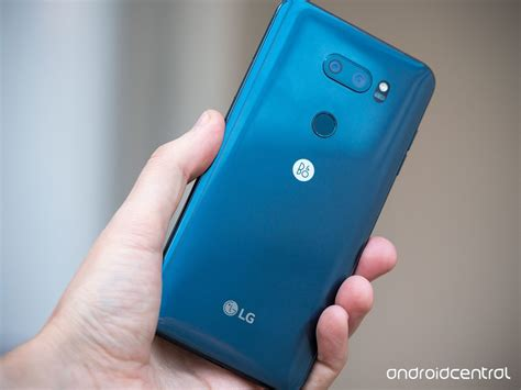 Lg V30 Plus Blue best android android central