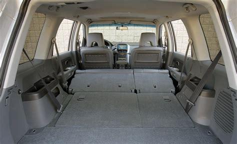 2008 honda pilot interior car and driver