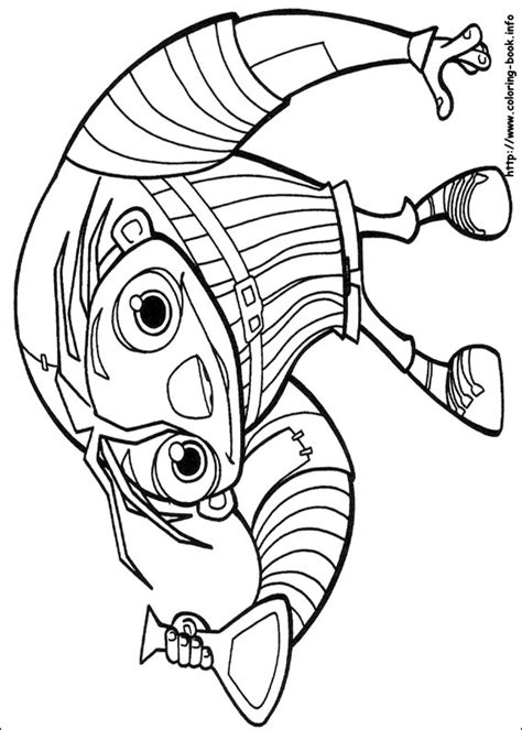 coloring book info igor coloring page imagui