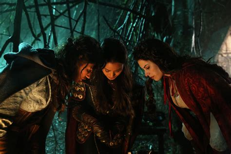 once upon a time ruby slippers once upon a time 5x18 ruby slippers synopsis photos