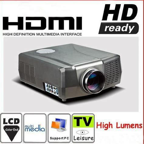 Tv Tuner Untuk Projector lcd home projector built in tv tuner hdmi