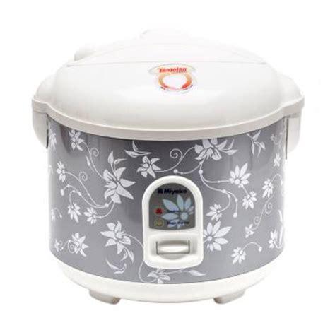 Miyako Rice Cooker Mcm 528 Hitam toko peralatan elektronik terpecaya harga murah
