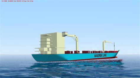 Create 3d cargo virtualsailorvenjs7
