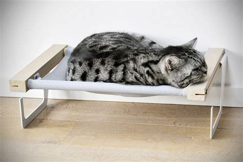 cat hammock bed woozy is the first cat hammock that lets you hang on the