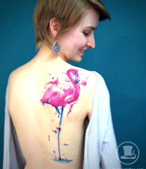 50 flamingo tattoo ideas nenuno creative