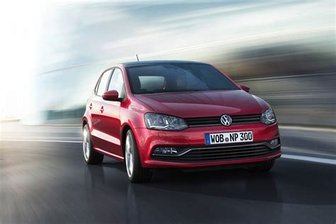 volkswagen polo 2014 volkswagen polo 2014 revealed with new engines tech