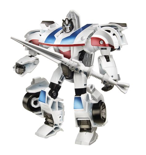 Morph Into A Character With St Transformer by Transformers Robots In Disguise 2015 Warriors Official