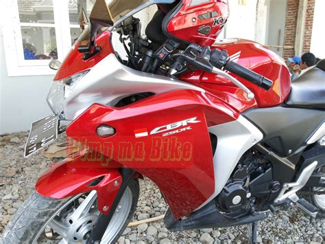 Fender Fiber K45 With Sein Led Honda Cbr 150 K45 Fender Kolong Mur cbr k45 aksesoris lu led pimp ma bike