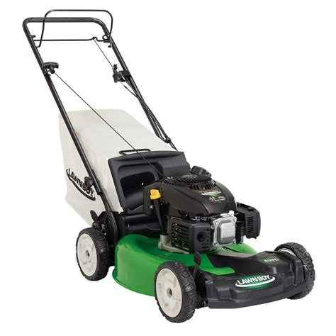 lawn boy 21 in self propelled variable speed all wheel