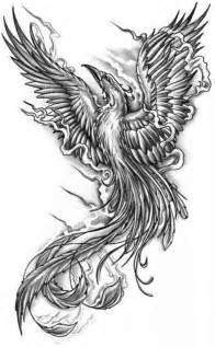best 25 phoenix tattoo design ideas on pinterest