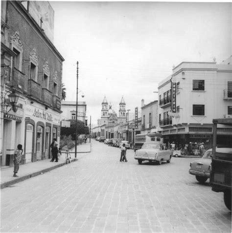 fotos antiguas queretaro calle 16 de septiembre quer 233 taro mi ciudad pinterest