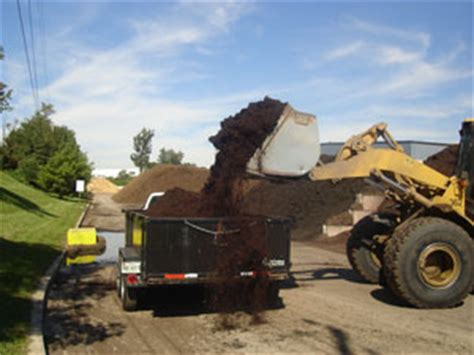 mulch delivery gallery