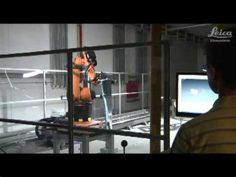 leica t scan 3d laser scanner for robotic inspection youtube