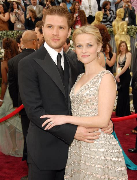 Breaking Resse Witherspon Phillippe Split by Phillippe Invites Ex Reese Witherspoon To His