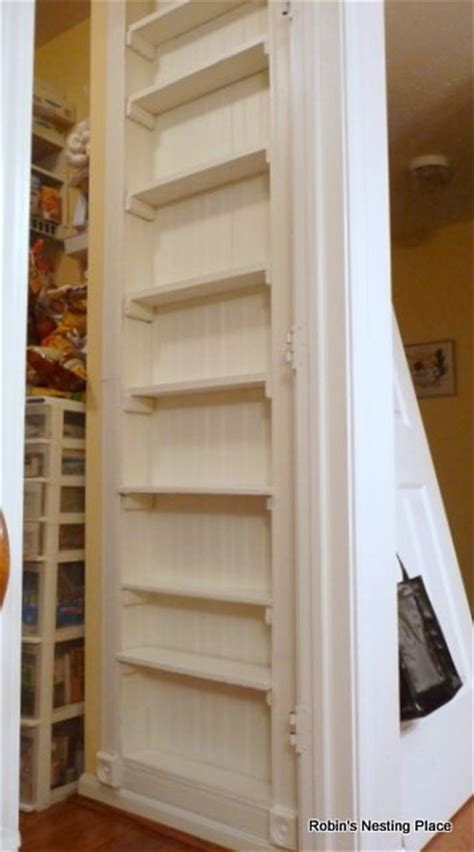 Recessed shelves, Pantry and Studs on Pinterest