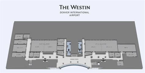 denver airport floor plan denver airport meeting rooms the westin denver airport