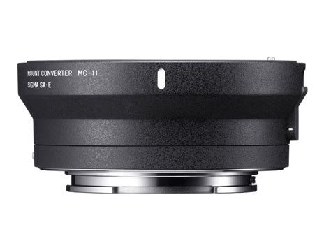 Adaptor Sigma Mc 11 sigma mc 11 af mount adapter announced