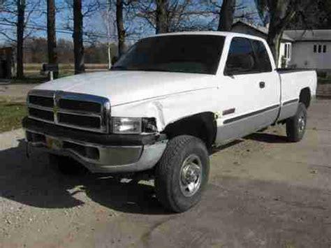 find used 1999 dodge 2500 cummins turbo diesel 4x4 laramie