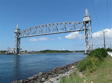 cape cod canal bridge cape cod canal railroad bridge flickr photo