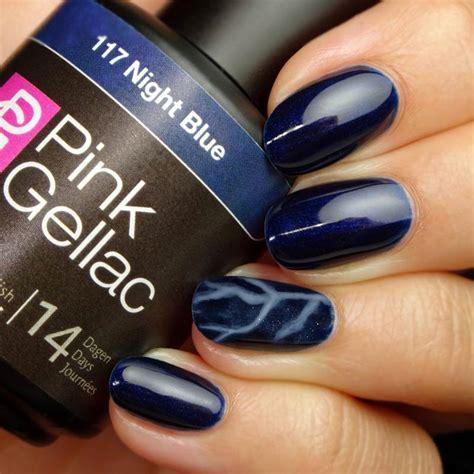 Gellak Nailart by Lightning Nail Pink Gellac