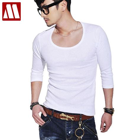 Sale O Neck Slim Shirt new casual cotton t shirts for o neck sleeve