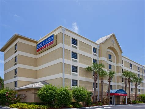 hotels in fort fort lauderdale fll airport hotel candlewood suites ft