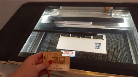 Printer Glowforge ces 2017 day two in 3d printing 3d scanning shows more