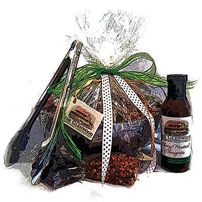 Bowl Gift Baskets by Woodland Salad Bowl Stainless