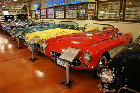 dennis car collection every chevrolet convertible albaugh collection albaugh