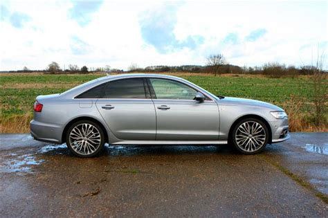 Should I Buy An Audi A6 by Audi A6 Saloon 3 0 Tdi Quattro S Line 4d S Tronic Road