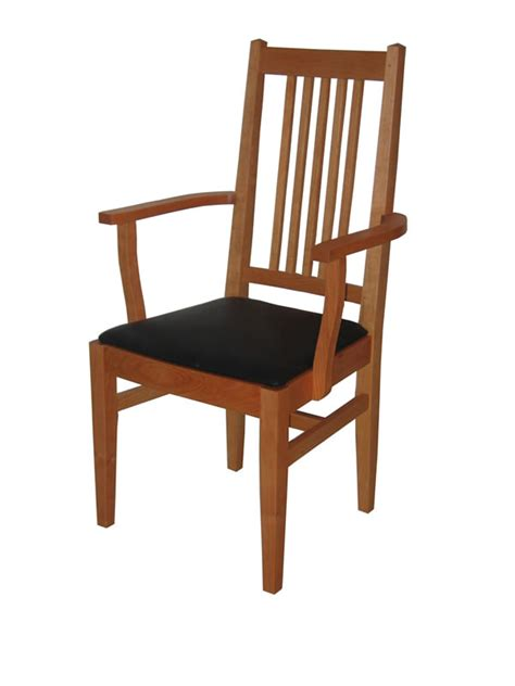 Mission Armchair by Mission Arm Chair Handmade In Vermont