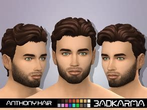 maxis match / sims 4 male hairstyles