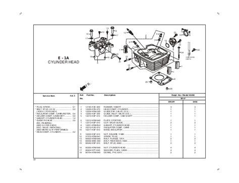 18 wiring diagram of honda splendor 73 bronco