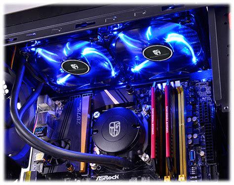 Cooling Fan Deepcool Maelstrom 120t Liquid Cooler Maelstorm 120t دیجیک فن خنک کننده آبی سی پی یو مدل maelstrom 240t