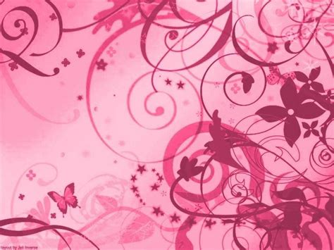 pink layout for twitter pink backgrounds wallpaper cave