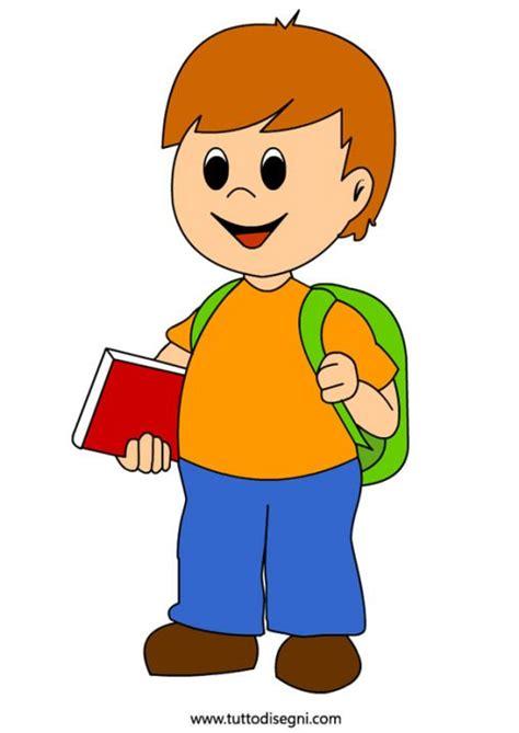 clipart bambini a scuola scuola bambino zaino 1 klas bambini scuola e zaino