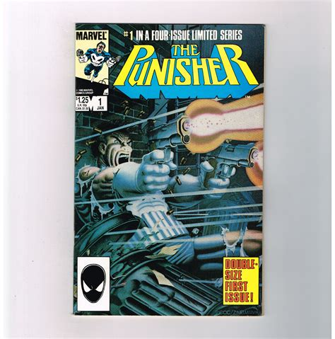 between enemies grad volume 2 books punisher v1 1 grade 9 0 copper age classic from marvel