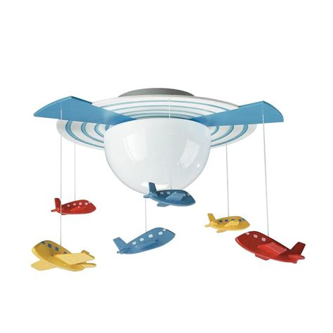Coloured Ceiling Lights Philips Kidsplace O Hare 1 Light Multi Color Ceiling Semi Flush Mount Light 401535548 The Home