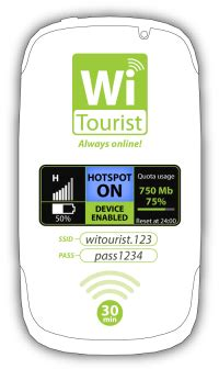 mobile wifi italy witourist your mobile wifi hotspot in italy