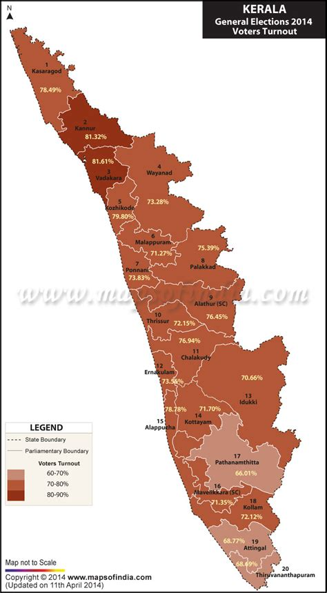number of lok sabha seats in kerala kerala general lok sabha elections 2014 kerala