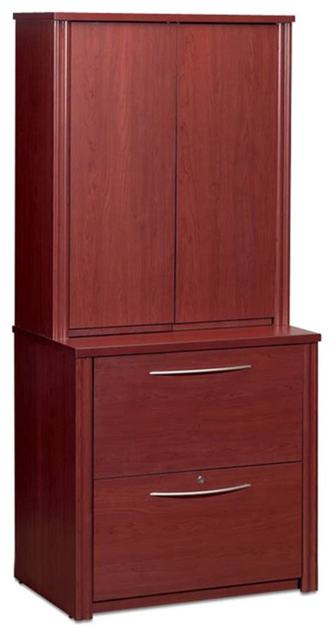 lateral file cabinet with hutch bestar embassy 2 drawer lateral wood file cabinet with